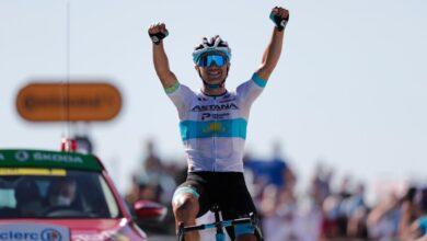 Photo of Se lleva Lutsenko la sexta etapa del Tour