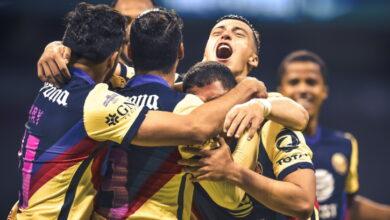 Photo of América sufre para vencer al Atlas en el Estadio Azteca