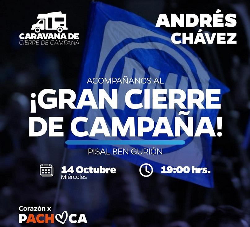Photo of Falta la encuesta final y la única válida: Andrés Chávez