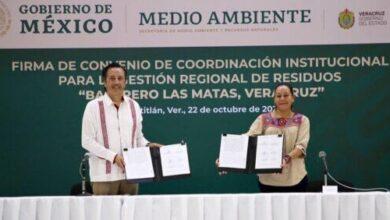 Photo of Autoridades federal, estatal y municipales sientan las bases para el saneamiento de Las Matas, en Veracruz