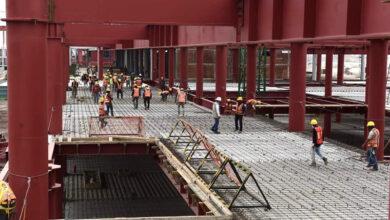 Photo of Avance de 40% en obras del aeropuerto Felipe Ángeles