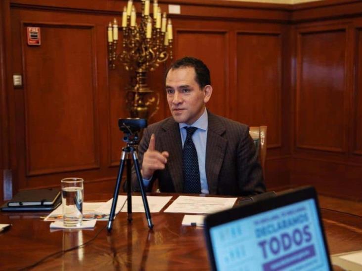 Photo of 'Calderón impulsó pacto fiscal': Arturo Herrera