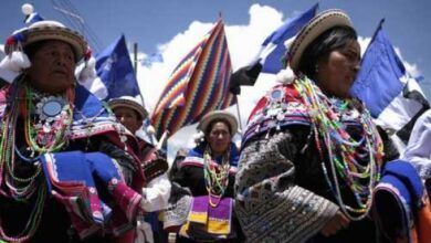 Photo of Decenas de miles celebran la derrota del golpismo en Bolivia