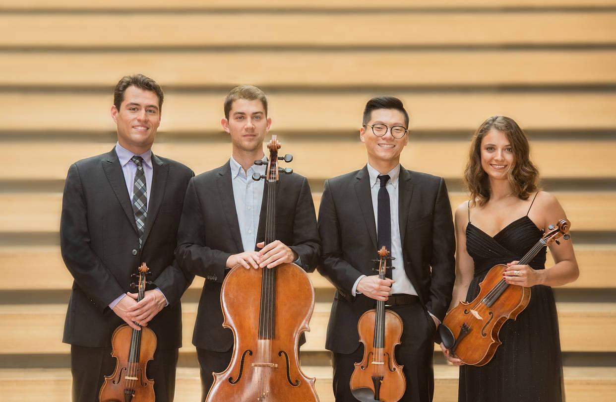 Photo of Dover Quartet 'visitará' México en su gira virtual