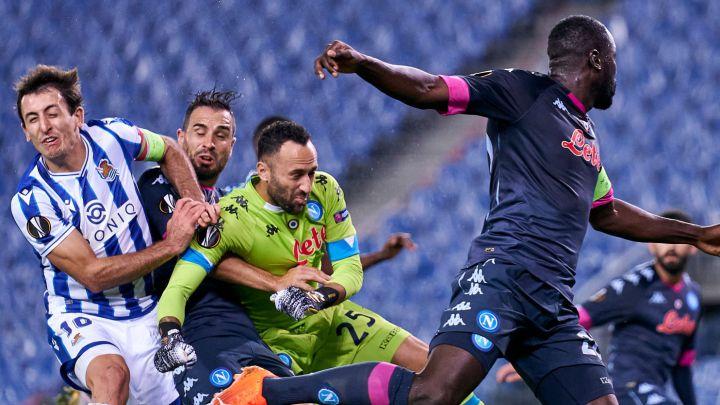 Photo of Dramática victoria del Napoli como visitante 0-1 ante Real Sociedad