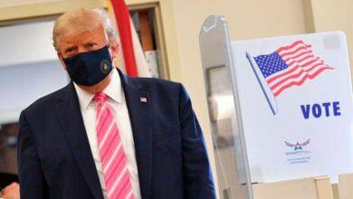 Photo of Emite Trump su voto anticipado en Florida