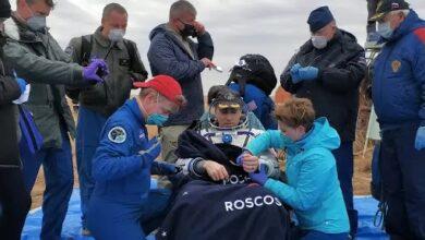 Photo of Equipo de astronautas vuelve a la Tierra tras vivir gran parte de la pandemia en el espacio