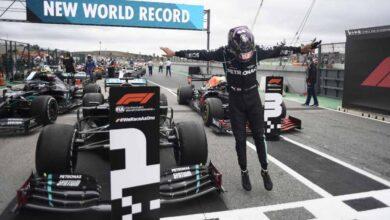 Photo of Hamilton gana en Portugal y rompe récord de Schumacher