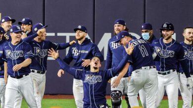 Photo of Increíble triunfo de Rays ante Dodgers; empatan la Serie Mundial