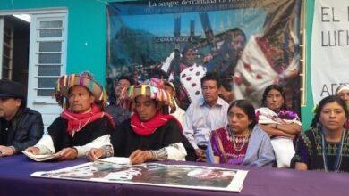 Photo of Indígenas de Chiapas denuncian agresiones por oponerse a megaproyectos