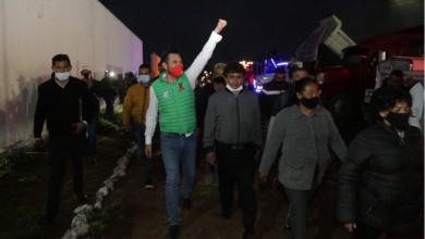 Photo of En Mineral de la Reforma tendremos seguridad, salud y desarrollo, ¡Vamos a ganar!: Israel Félix Soto