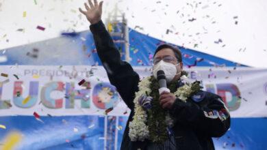 Photo of Con 55.10% de los votos, Luis Arce ganó en Bolivia: conteo oficial