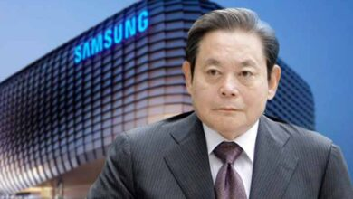 Photo of Murió el presidente de Samsung Lee Kun-hee