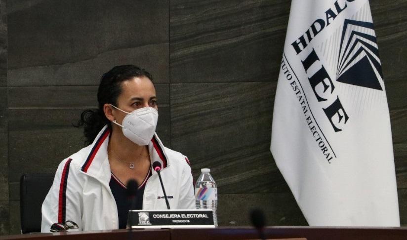 Photo of Presenta IEEH reporte de incidencias al cierre de la Sesión Permanente de Seguimiento a los Cómputos Municipales