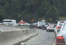Photo of Toma tus precauciones: cerrarán circulación de dos carriles de la carretera México-Toluca