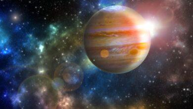 Photo of La conjunción de Júpiter y Saturno ilumina el cielo, ¿como «estrella de Belén»?