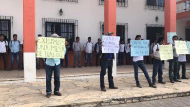 Photo of Tras 11 días, indígenas de Comitán liberan a funcionarios que mantenían retenidos