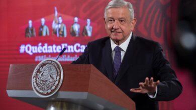 Photo of Advertimos disminución de contagios, dice López Obrador