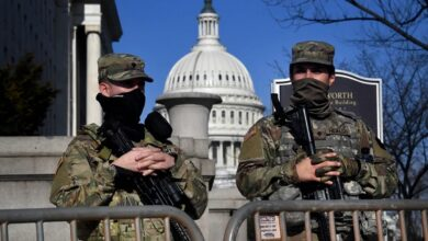Photo of Convierten a Washington en una «fortaleza» antes de la toma de posesión de Joe Biden