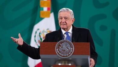 Photo of Convoco a mexicanos a que opinen si está bien que el INE nos silencie: López Obrador