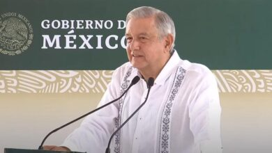 Photo of Me jubilo en 2024: López Obrador