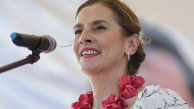 Photo of Negativa a Covid, Beatriz Gutiérrez Müller: Segob
