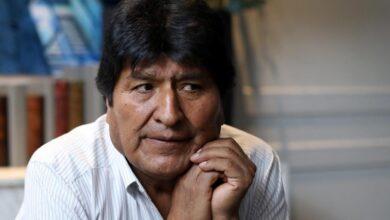 Photo of Reportan que Evo Morales dio positivo a Covid-19