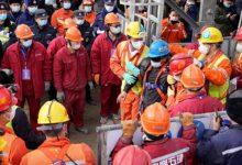Photo of Rescatan a 11 mineros atrapados bajo tierra en China