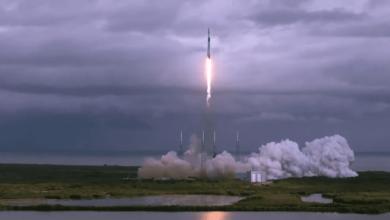 Photo of SpaceX lanza un Falcon 9 con un cargamento récord