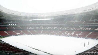 Photo of Suspenden juegos en España por la nieve