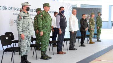 Photo of Tiene Guardia Nacional 70% de aprobación: AMLO