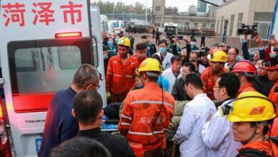 Photo of Trágico final en rescate de mineros en China: mueren 9 de últimos 10