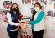Photo of Suman esfuerzos Asociación Tú y yo Creciendo Juntos y Diputada Local Jajaira Aceves para acercar pruebas COVID-19 gratuitas a familias de Mixquiahuala