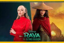 Photo of Danna Paola será la voz de 'Raya y el último dragón'