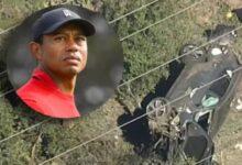 Photo of Hospitalizan a Tiger Woods tras sufrir accidente automovilístico en Los Ángeles