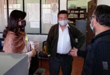 Photo of Presidenta del TSJ visita juzgados foráneos