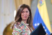 Photo of Venezuela declara persona non grata a embajadora de la UE; le da 72 horas para dejar el país